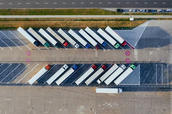 Caminhões trasportadora