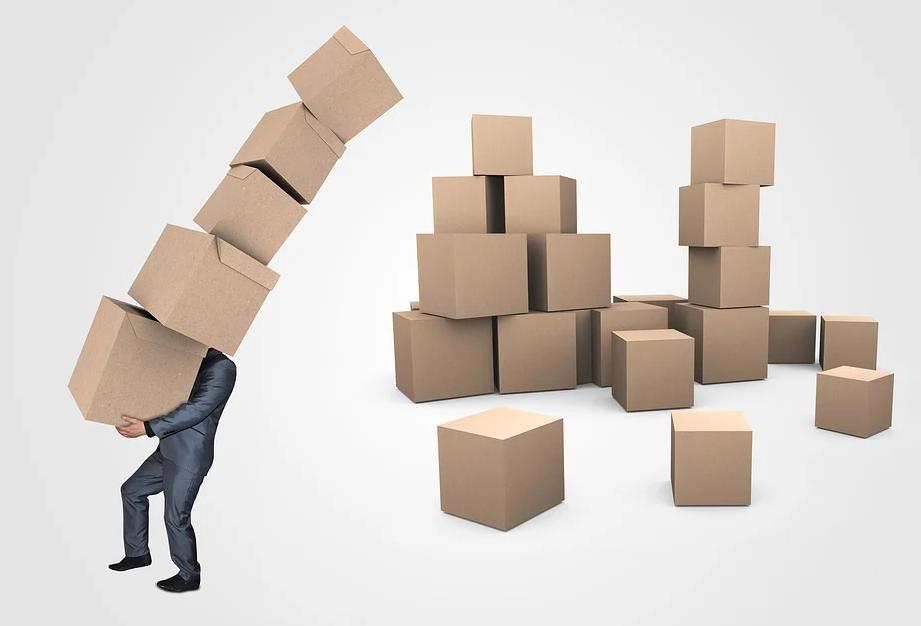 Principais erros logísticos Má gestão de estoque